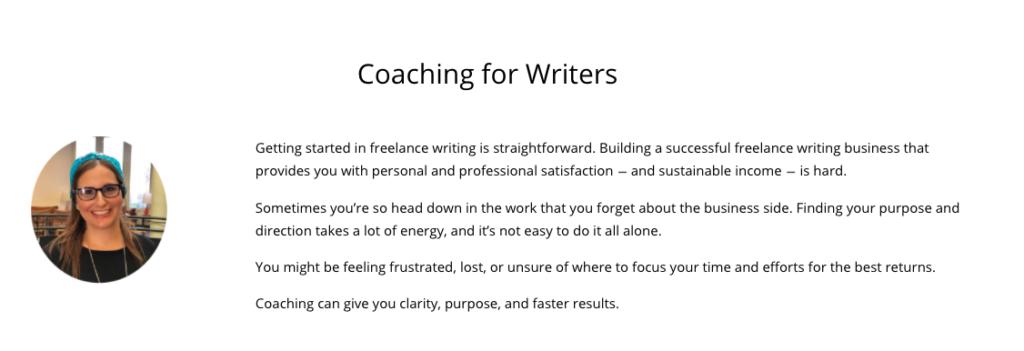 Many freelance writers make this mistake.