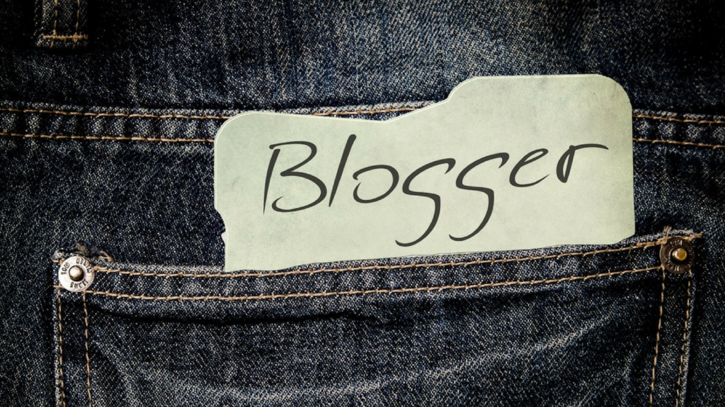 Build a career as a blogger.